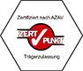 Zertifizierungssigel ZERTPUNKT Gmbh für die-jobtimisten